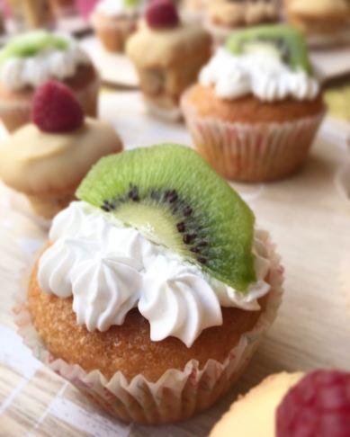 Jojo Cupcake au Kiwi