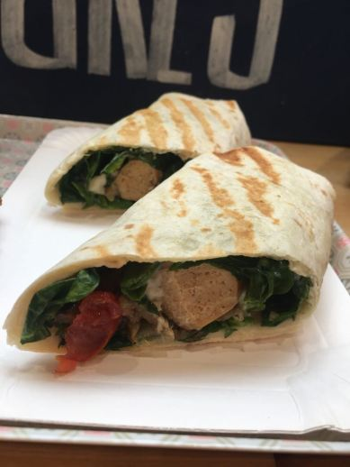 Wrap Vegan